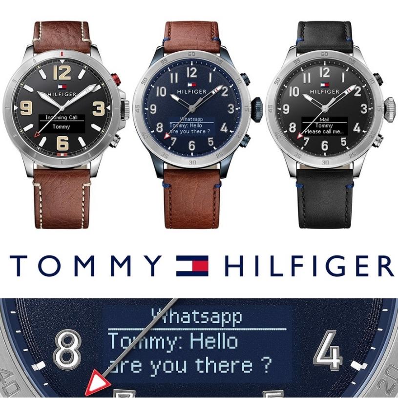 5da5cefc5d142b Smartwatch Tommy Hilfiger TH 24/7 – Fashion Wearables | Lo más cool ...